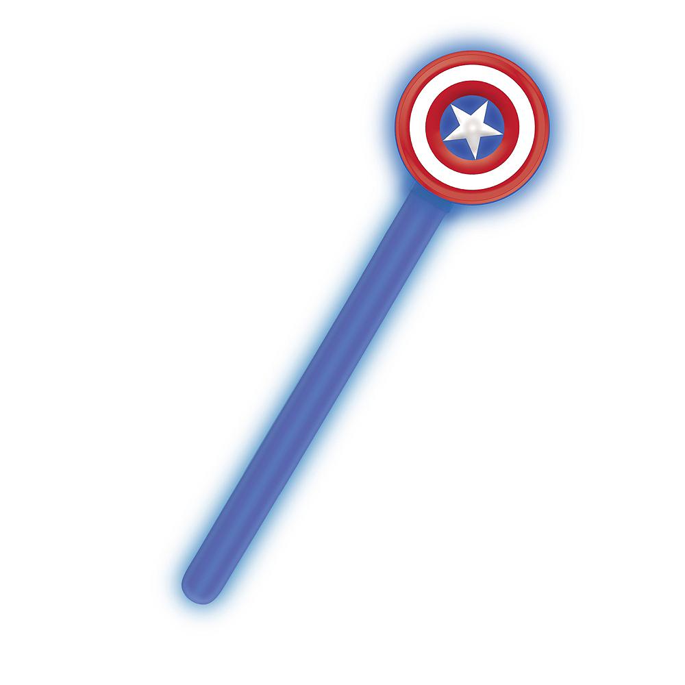 Captain America Glow Wand Image #1