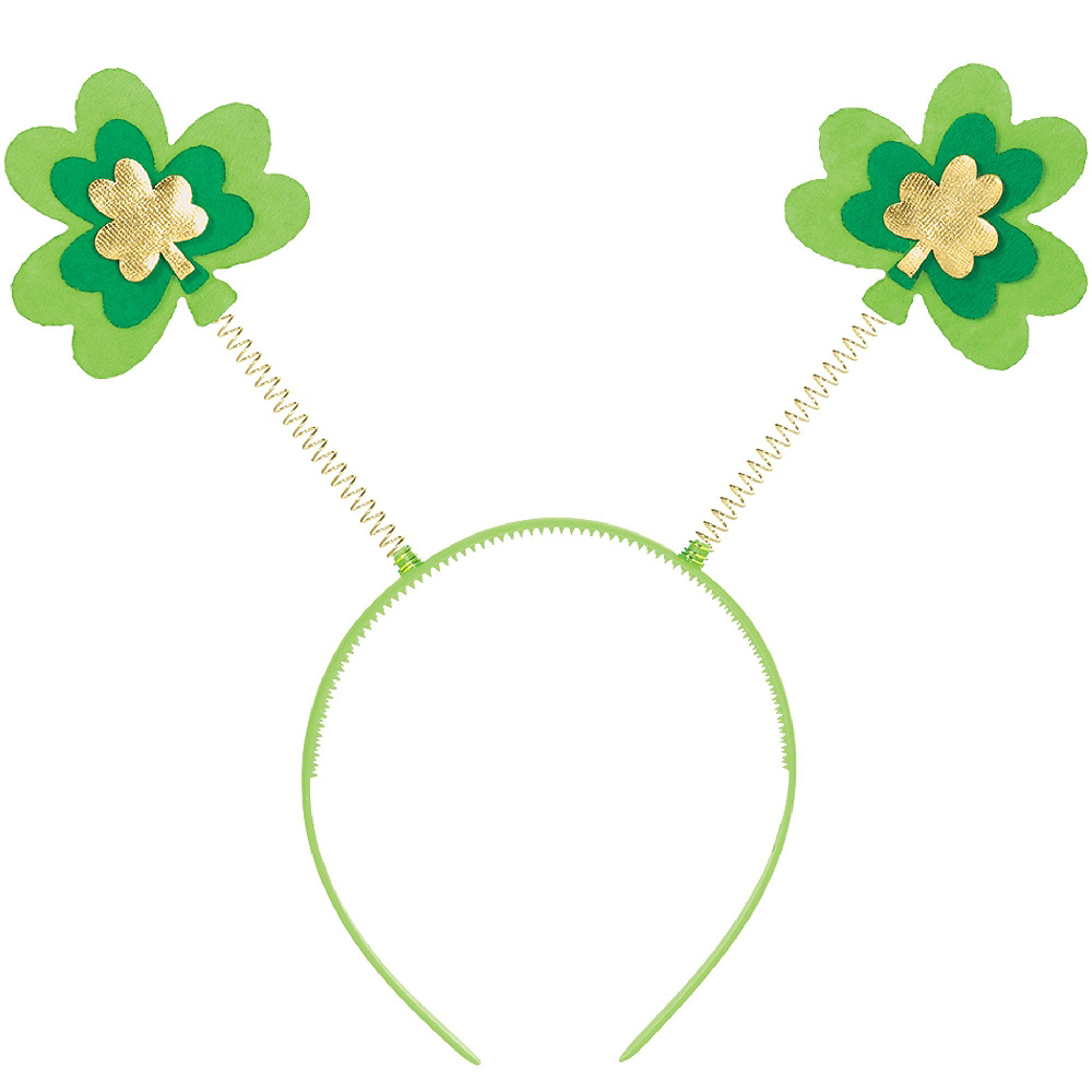 Girls St. Patrick's Day Costume Image #3