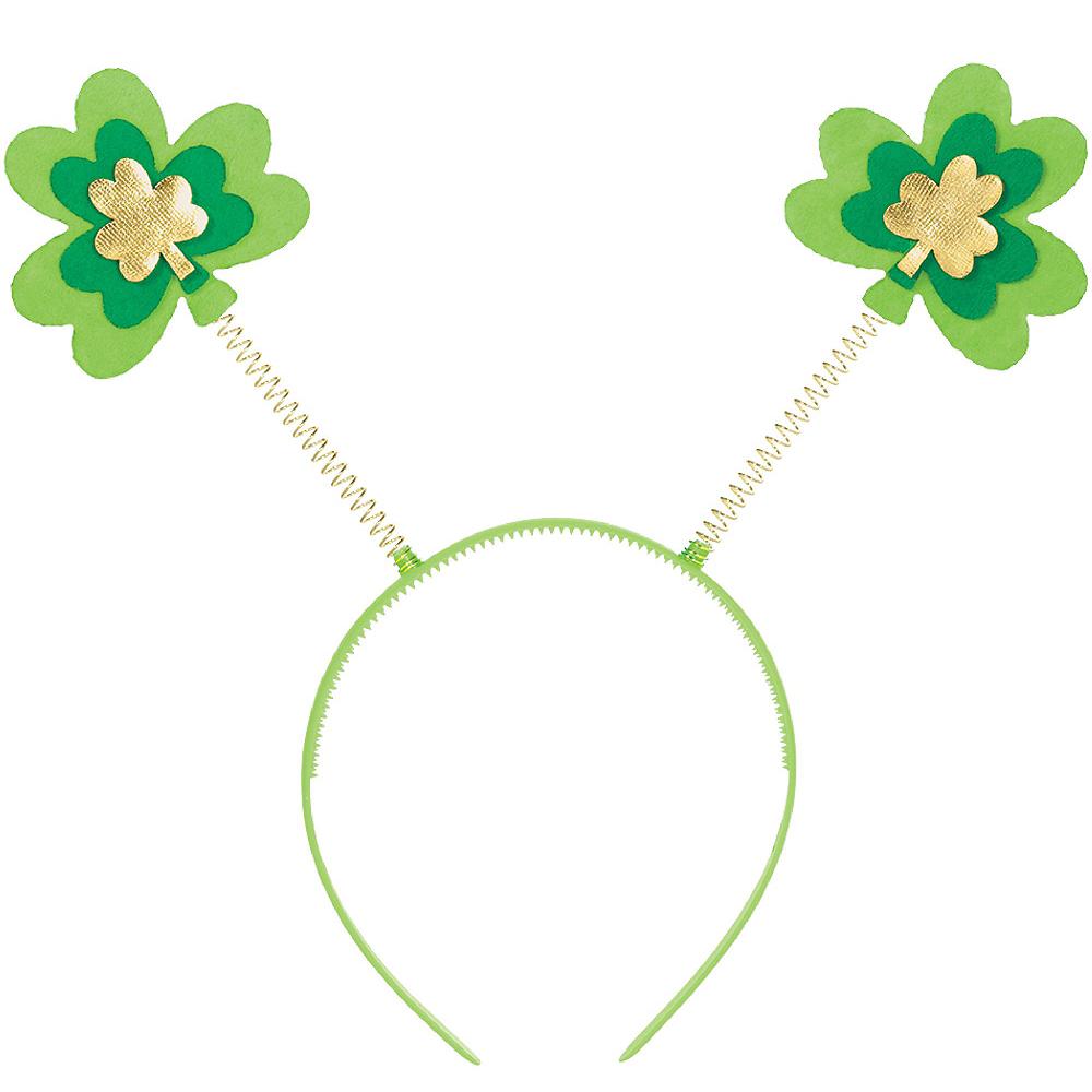 Girls St. Patrick's Day Costume Image #3