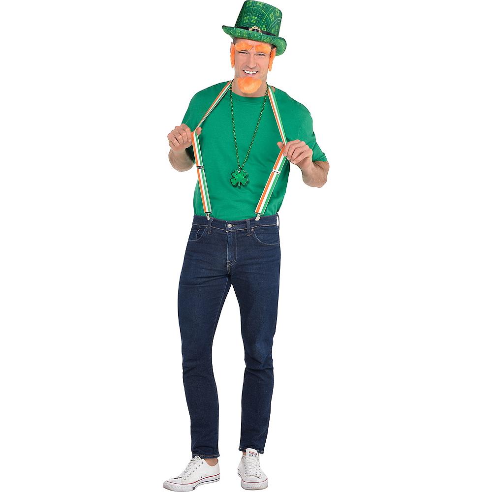 Adult Leprechaun St. Patrick's Day Accessory Kit Image #1