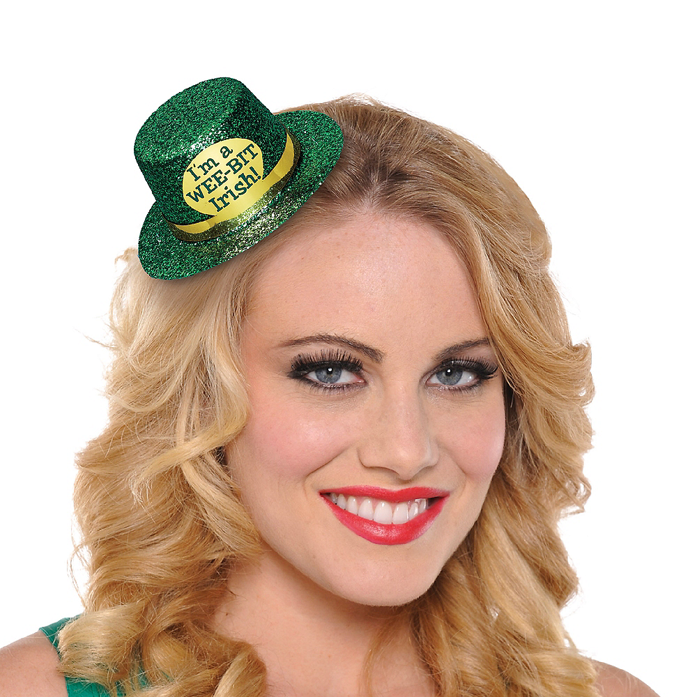 Adult Shamrock St. Patrick's Day Costume Image #2