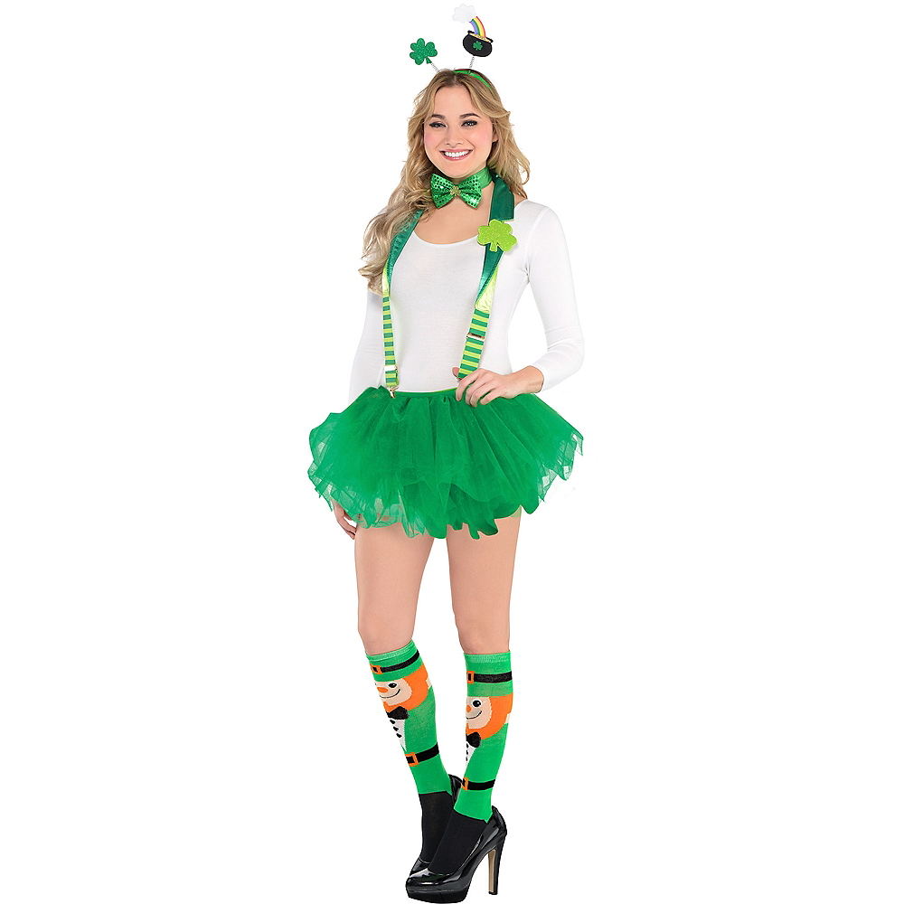 c12f2735f Adult Fancy Leprechaun St. Patrick's Day Costume | Party City