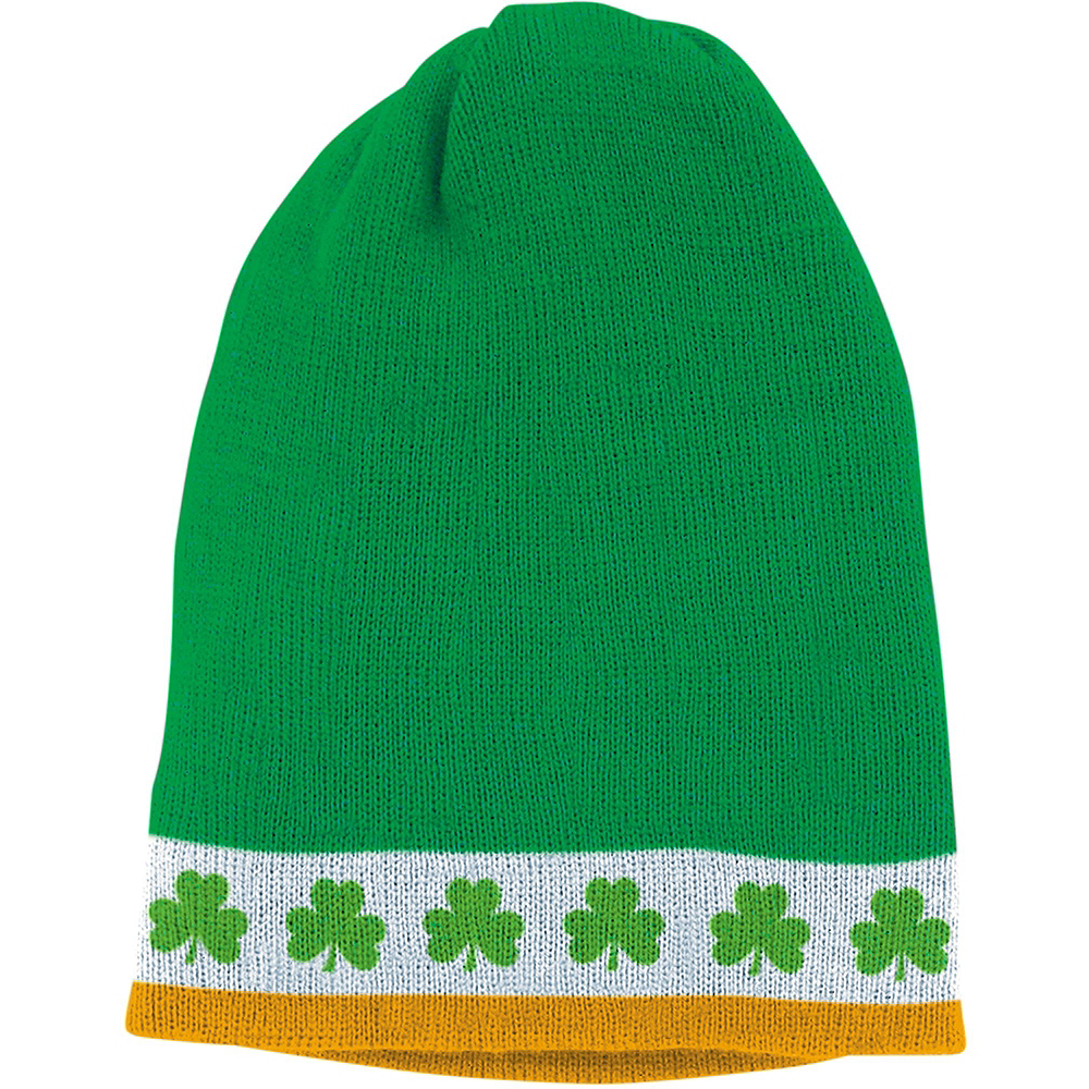 Adult Hipster Leprechaun St. Patrick's Day Accessory Kit Image #4
