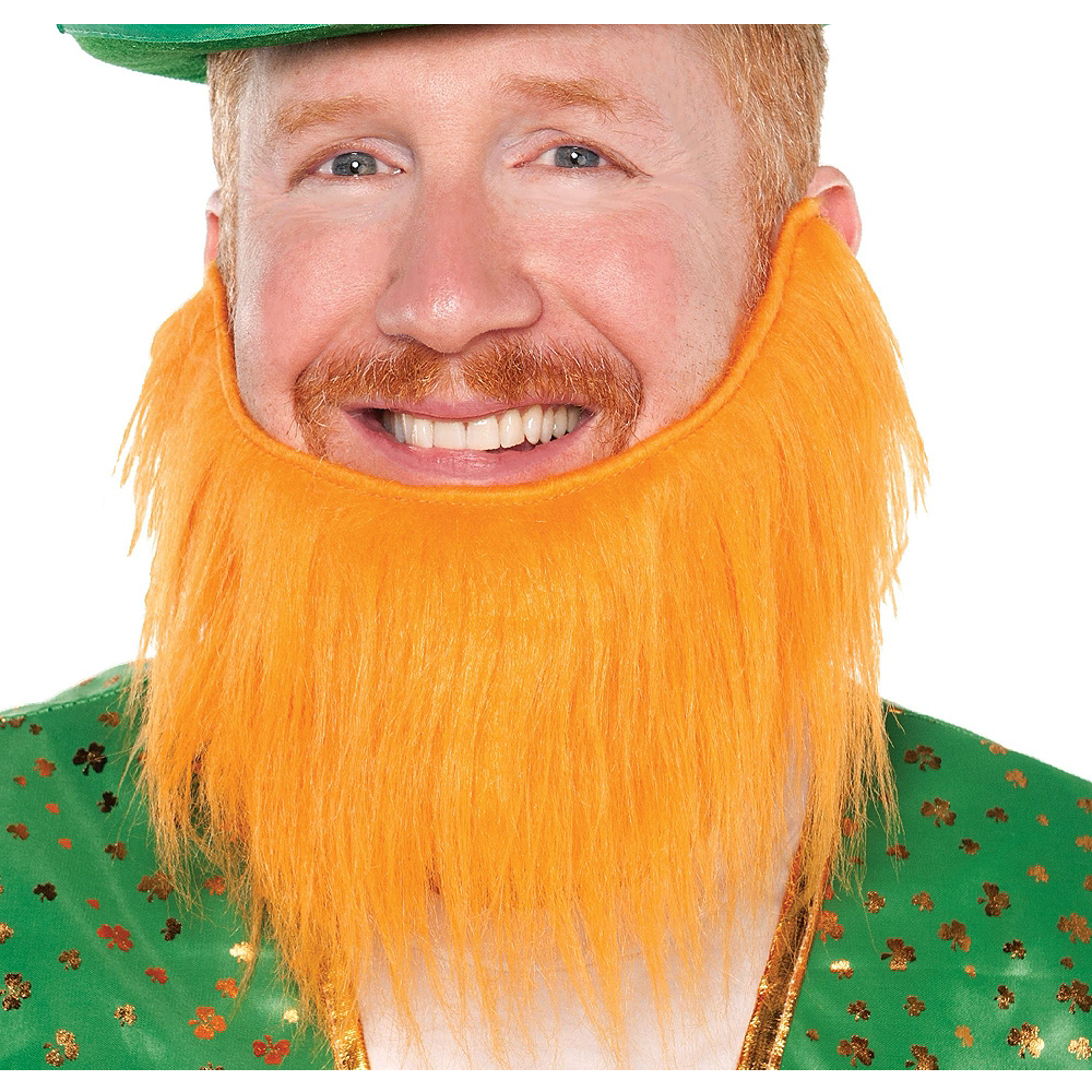 Adult Hipster Leprechaun St. Patrick's Day Accessory Kit Image #5