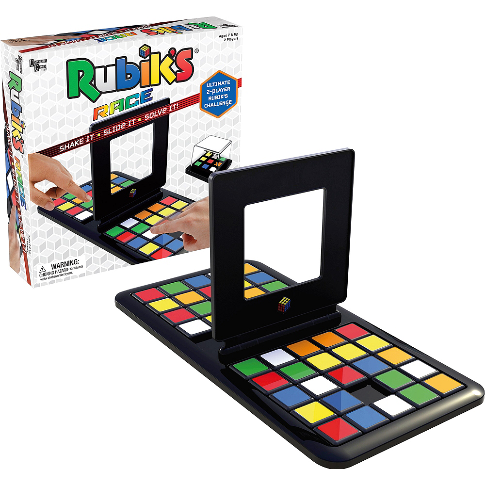 Rubik's Race Game Image #1