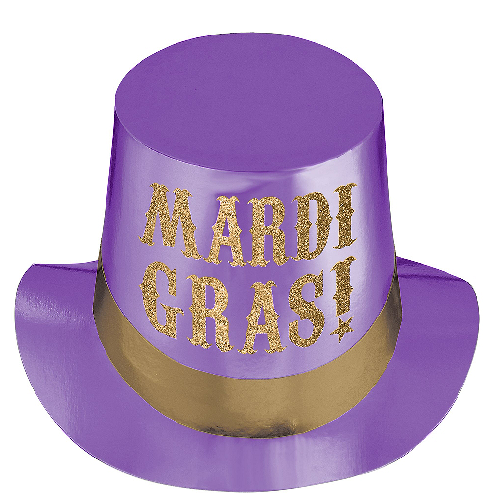 Mardi Gras Photo Booth Kit Image #5