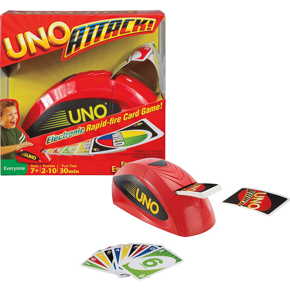 What Do the Cards Mean in Uno Attack? | Reference.com