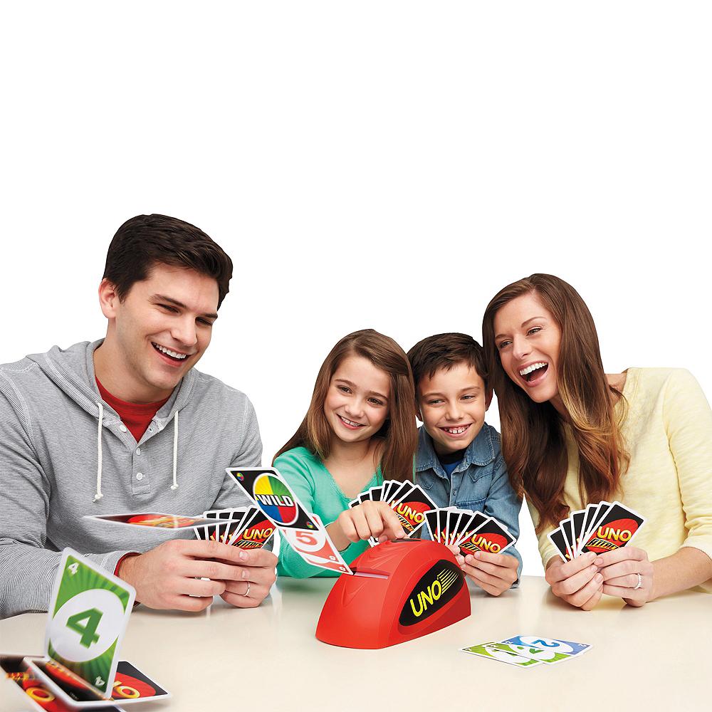 Uno Attack Card Game Image #2