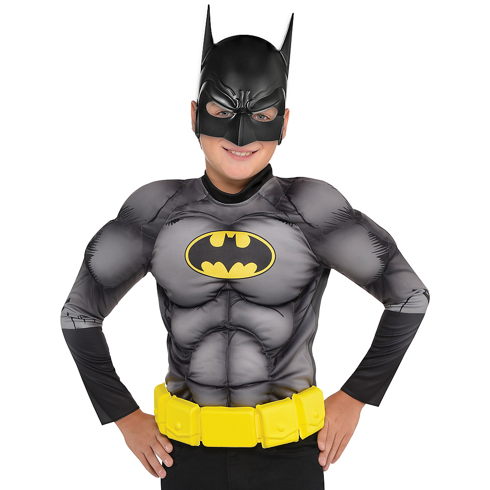 Child Batman Muscle Shirt Image #1