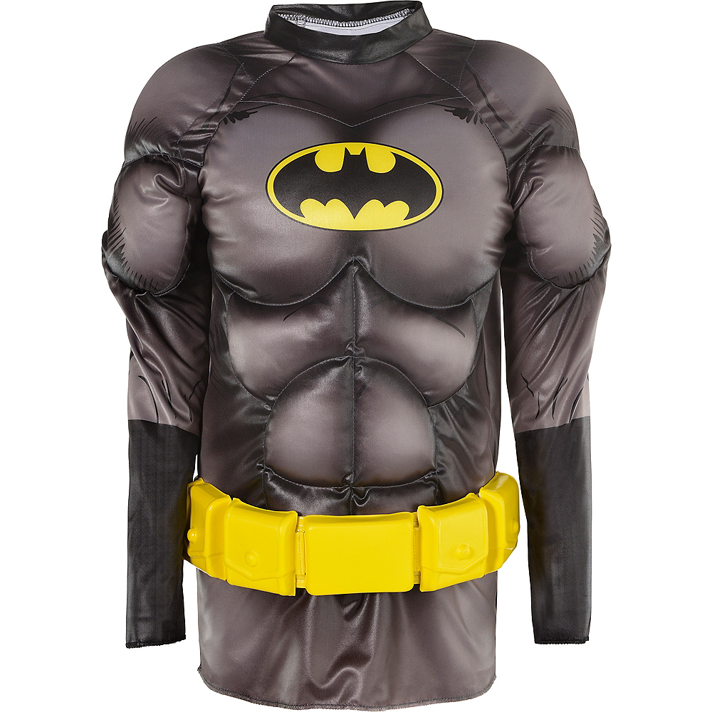 Child Batman Muscle Shirt Image #2