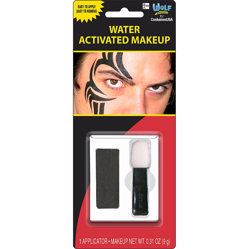 Black Water Activated Makeup Kit Image #1