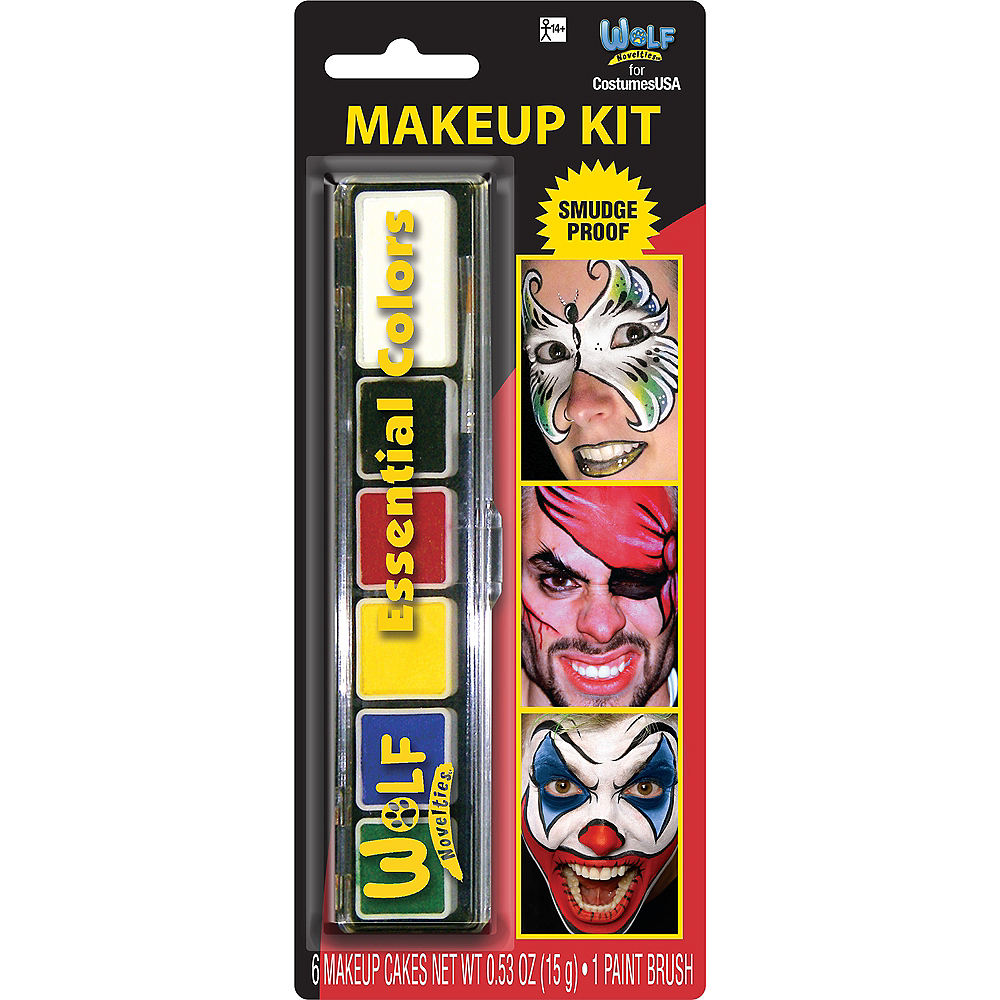 Primary Colors Makeup Kit Image #1