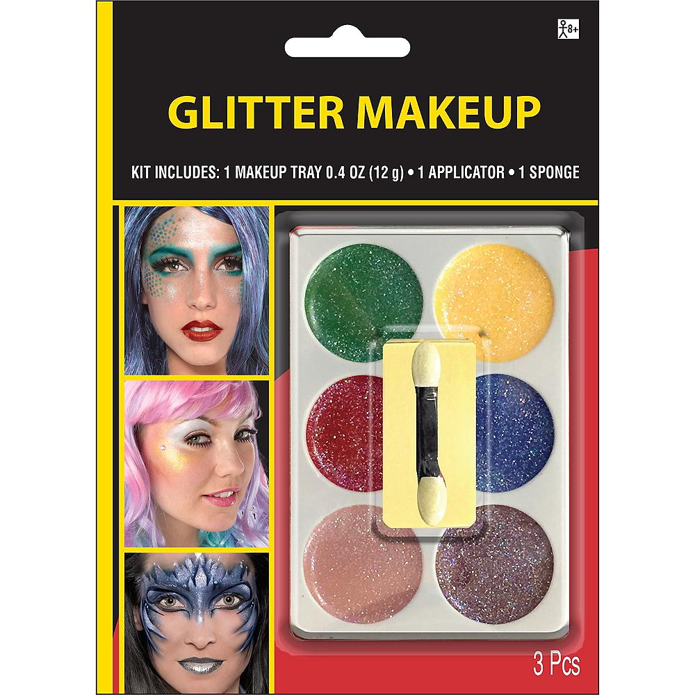 Glitter Multicolor Makeup Kit Image #1