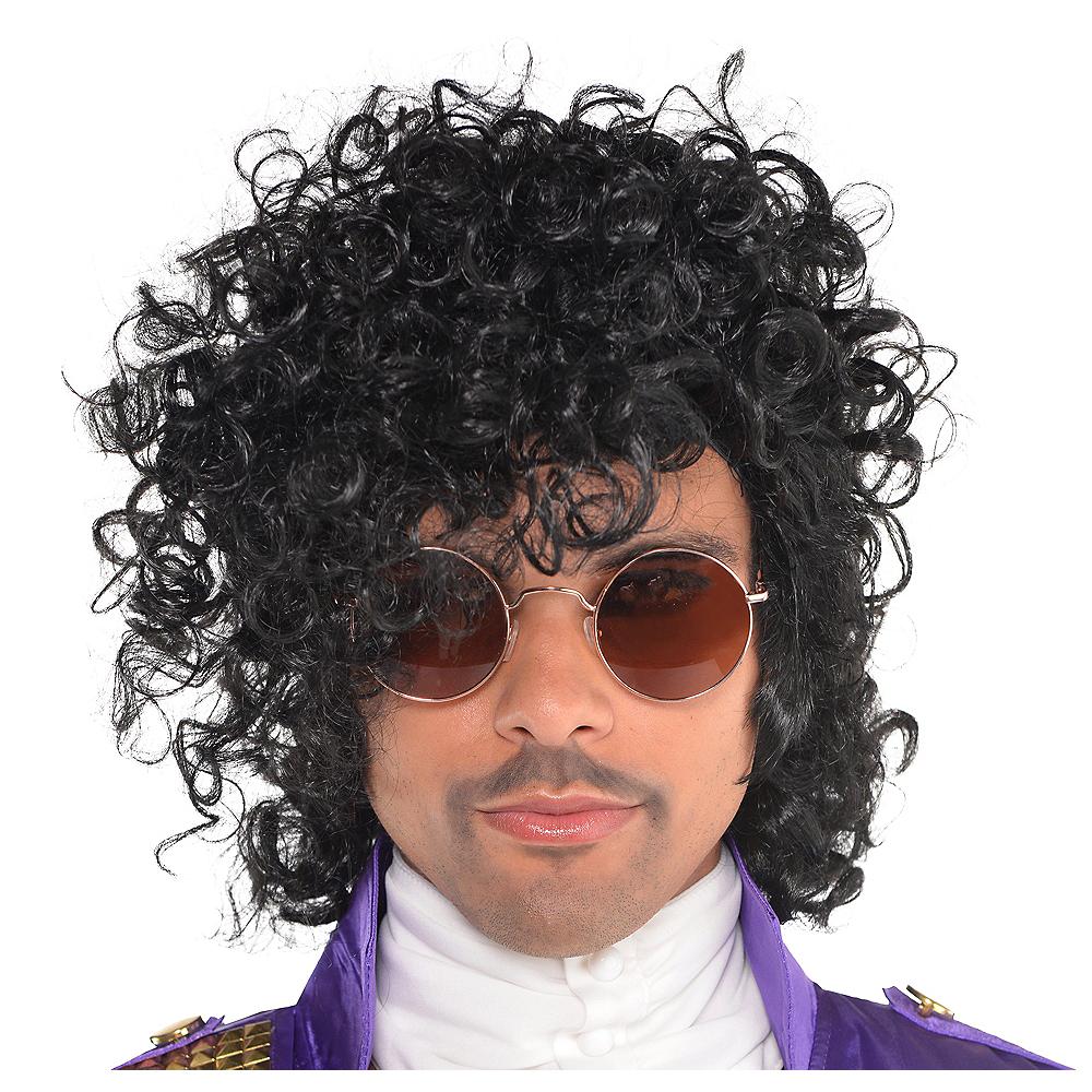 Adult Pop Star Wig Image #1