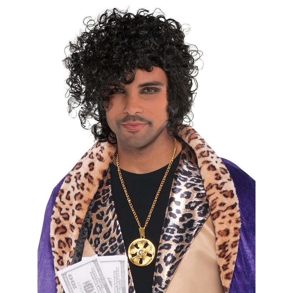 Adult Pop Star Wig Image #2