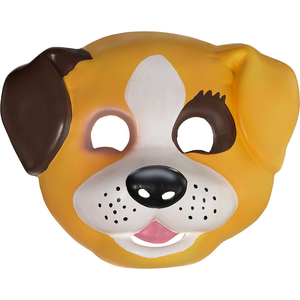 Nav Item for Child Dog Mask Image #1