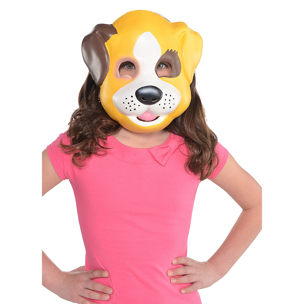Child Dog Mask Image #2