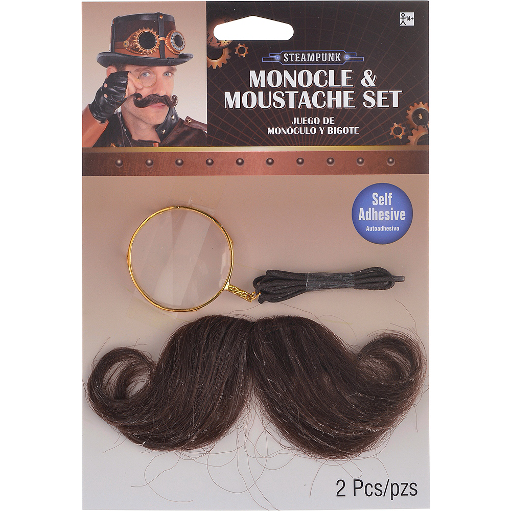Adult Steampunk Costume Accessory Kit Image #2