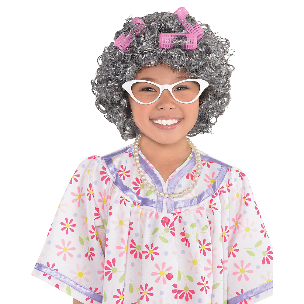 Nav Item for Grandma Costume Accessory Kit Image #1