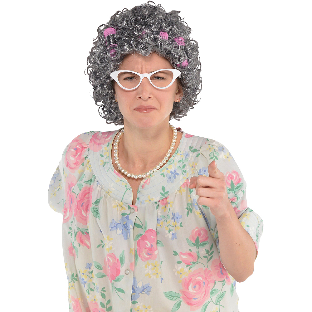 Nav Item for Grandma Costume Accessory Kit Image #2