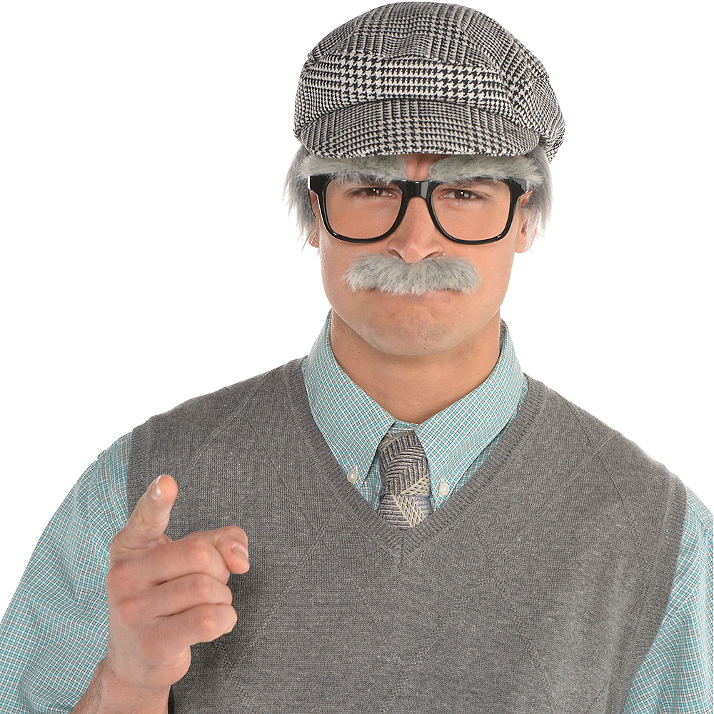 Grandpa Costume Accessory Kit Image #2