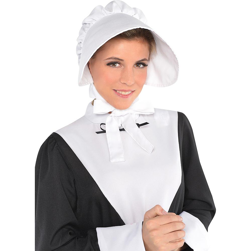 White Bonnet Image #2