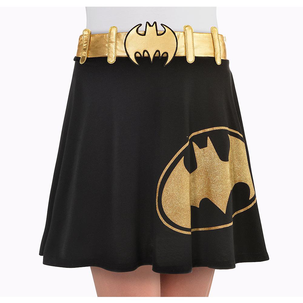 Adult Batgirl Skirt - Batman Image #1
