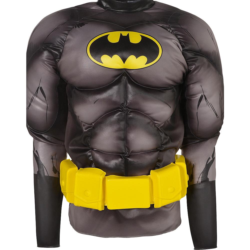 Adult Batman Muscle Shirt Image #2
