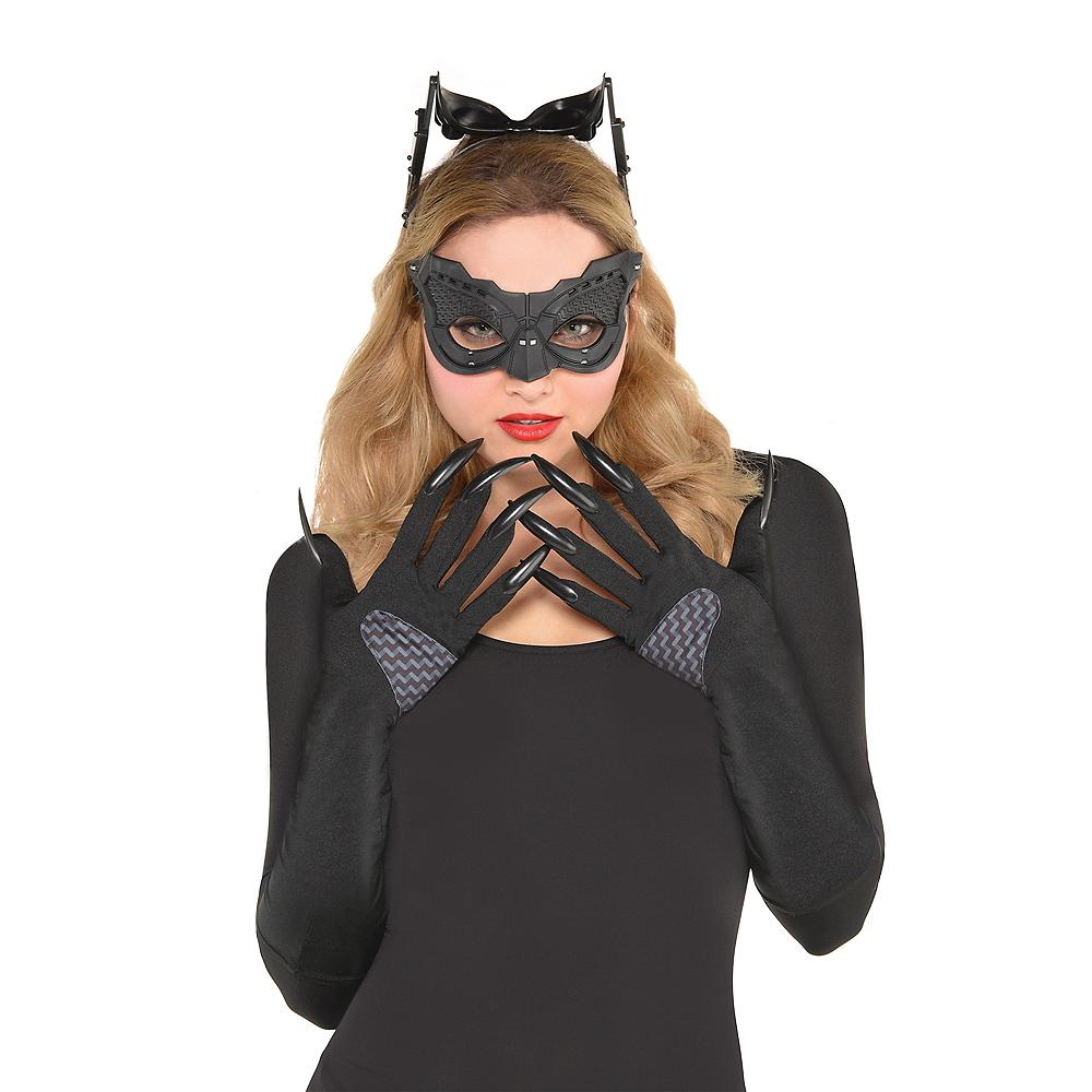 Adult Catwoman Costume Accessory Kit - Dark Knight Rises Image #1