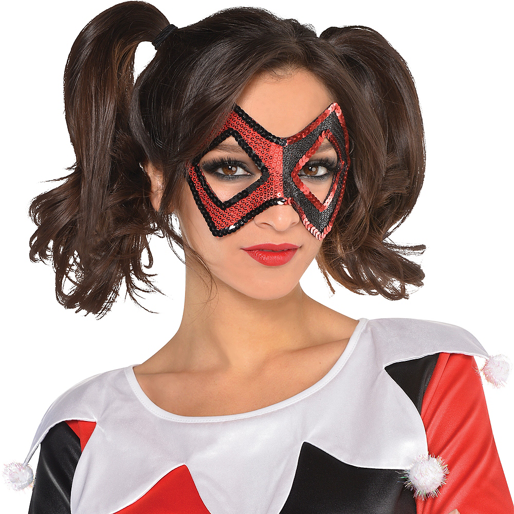 Nav Item for Harley Quinn Mask - Batman Image #2