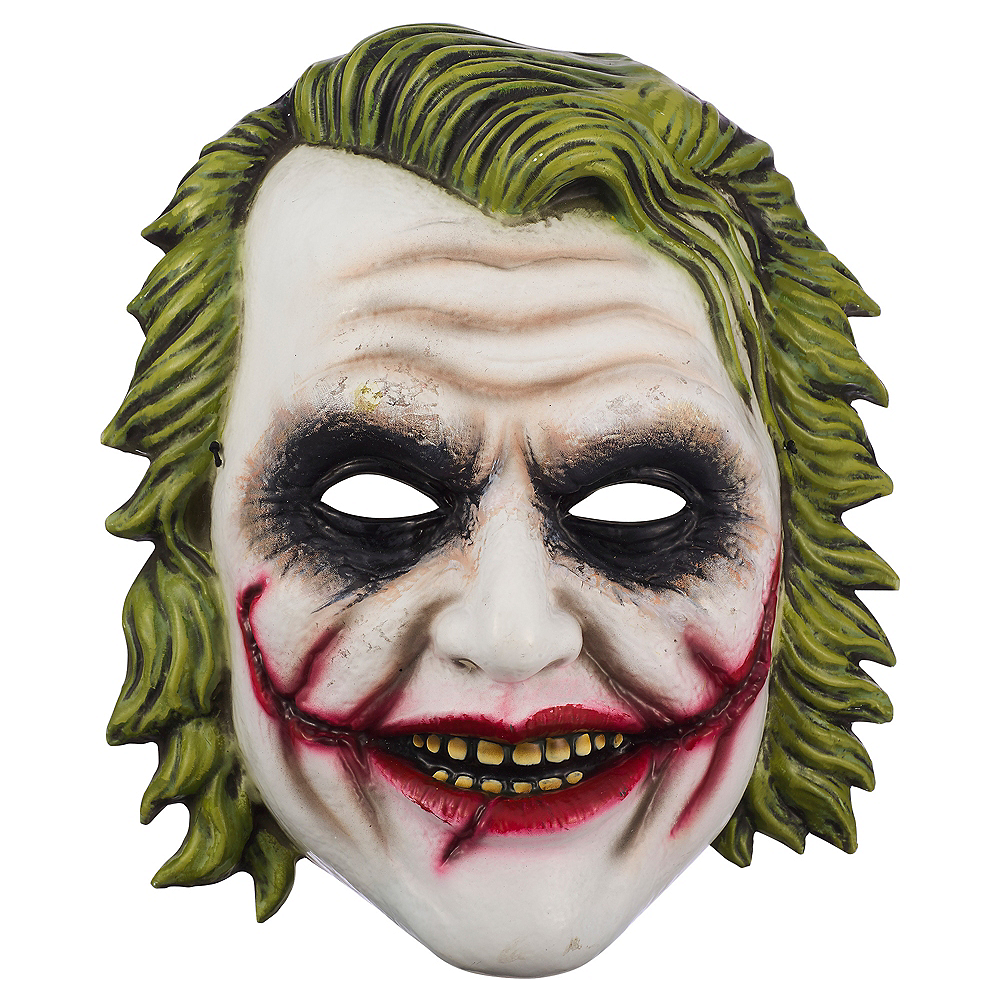 adult joker mask dark knight