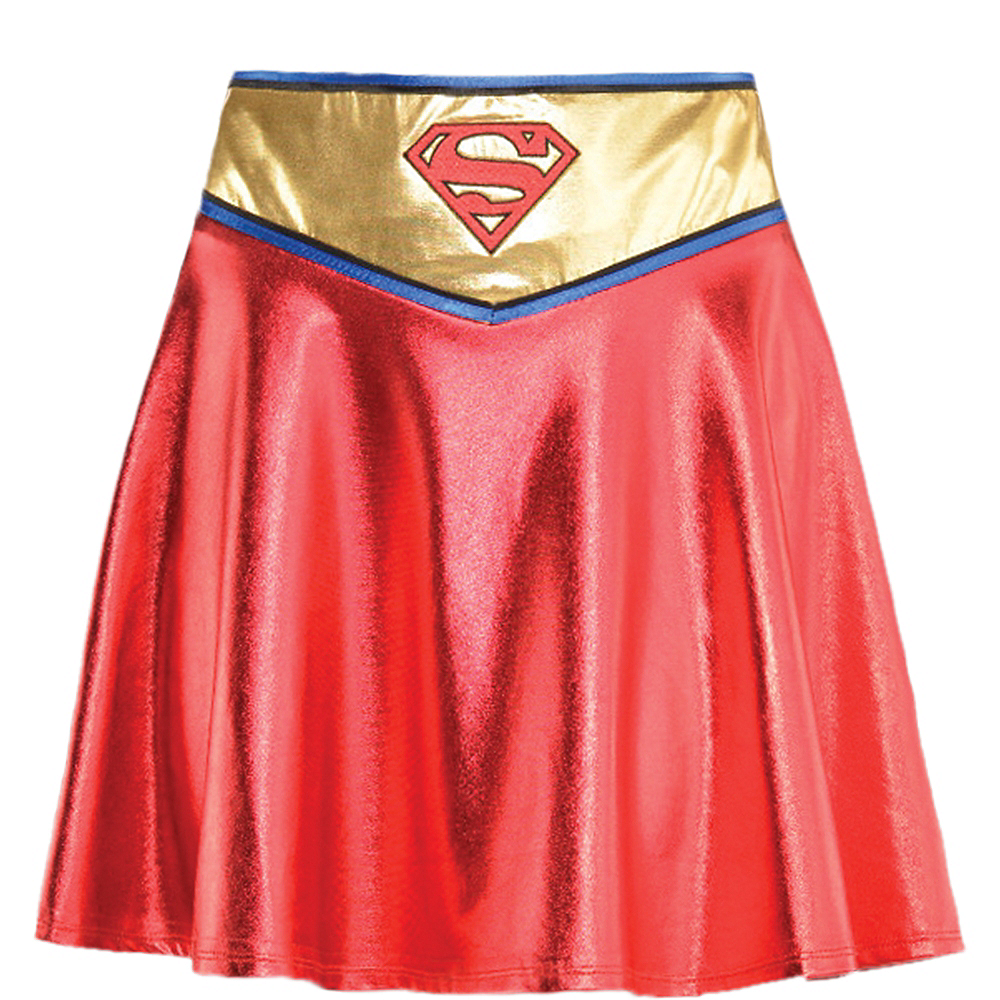 Adult Supergirl Skirt - Superman Image #2