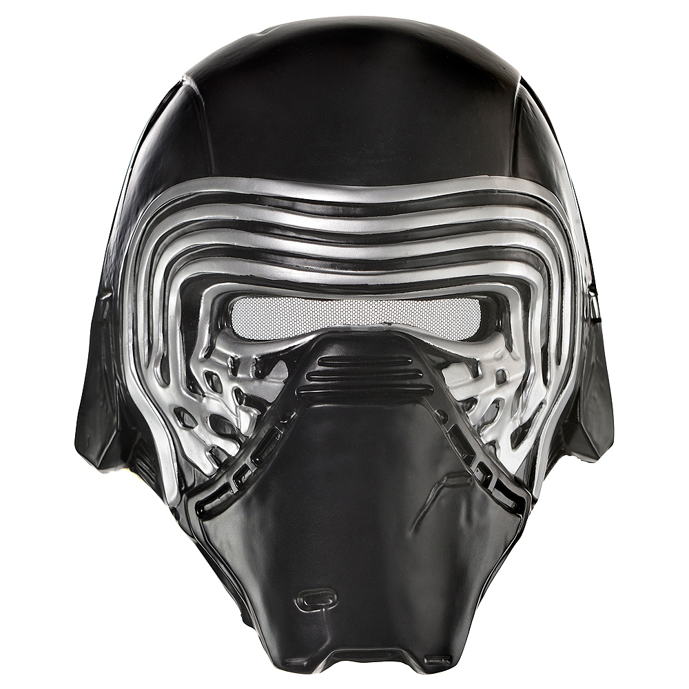 Child Kylo Ren Mask - Star Wars 7 The Force Awakens Image #1