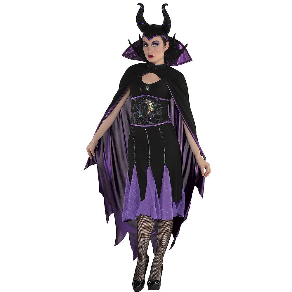 Adult Maleficent Cape