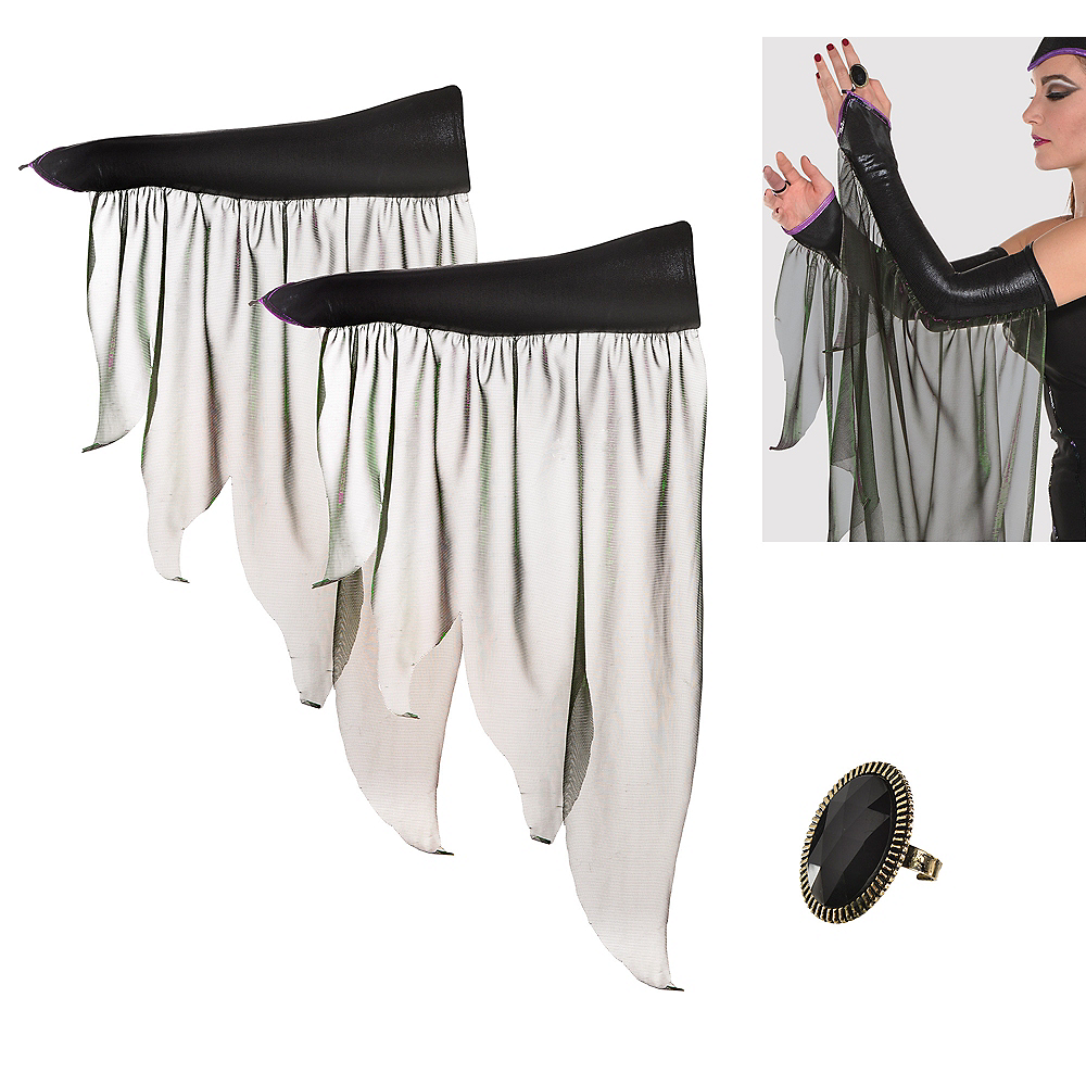 Adult Maleficent Costume Accessory Kit Image #1