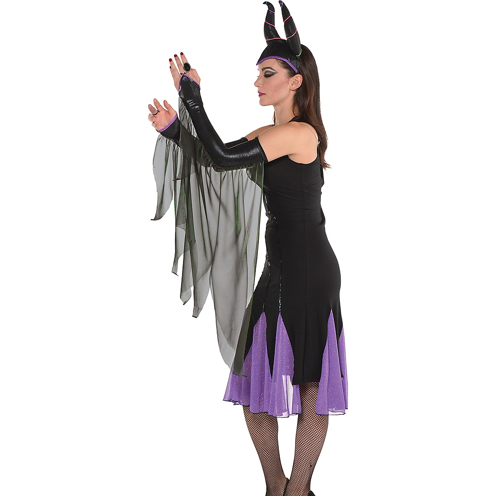 Nav Item for Adult Maleficent Costume Accessory Kit Image #2
