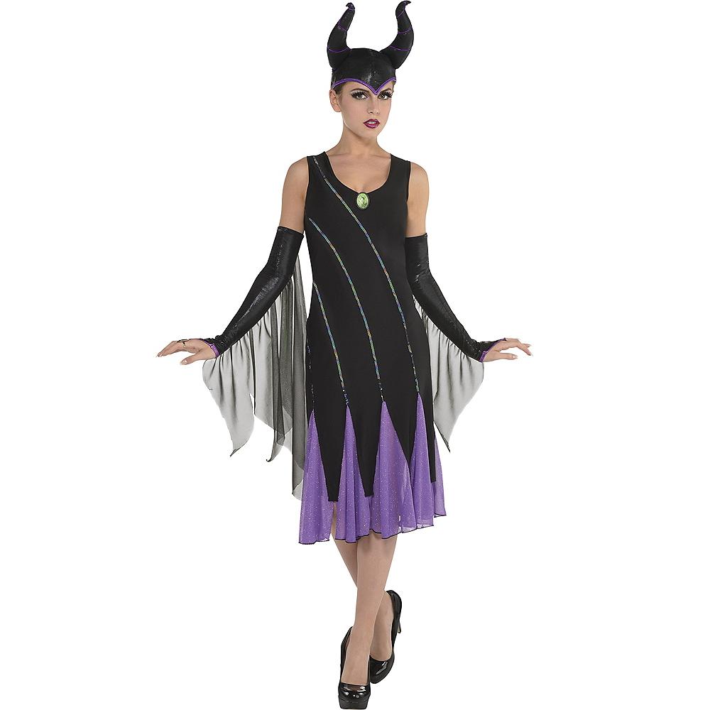 Adult Maleficent Dress - Sleeping Beauty Image #1