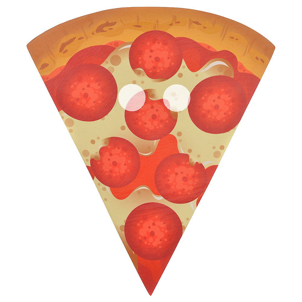 Nav Item for Adult Pizza Mask Image #1