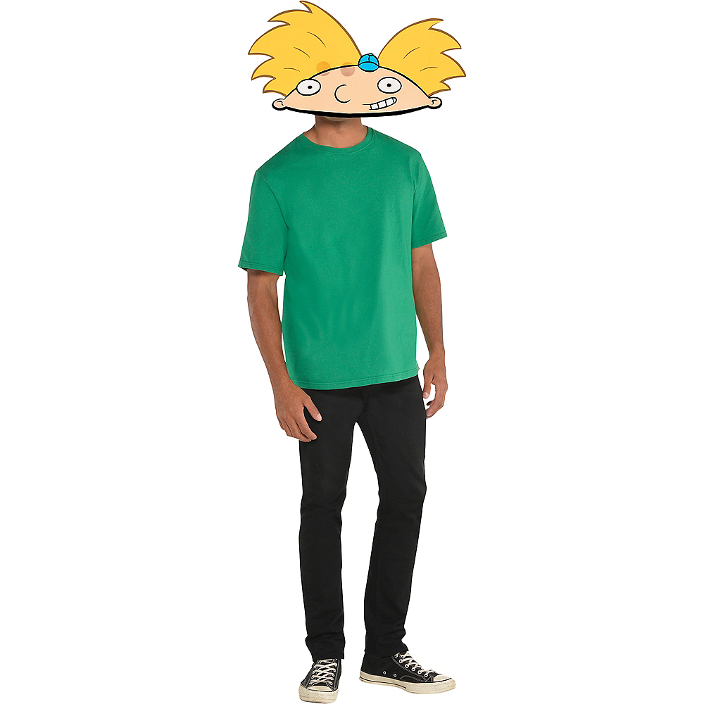 Nav Item for Arnold Mask - Hey Arnold Image #2