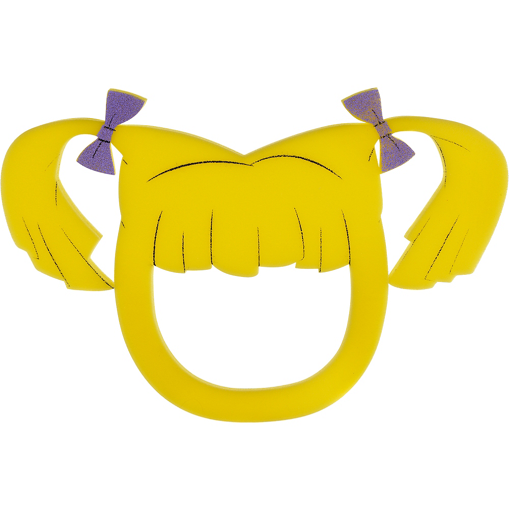 Foam Angelica Hair - Rugrats Image #1
