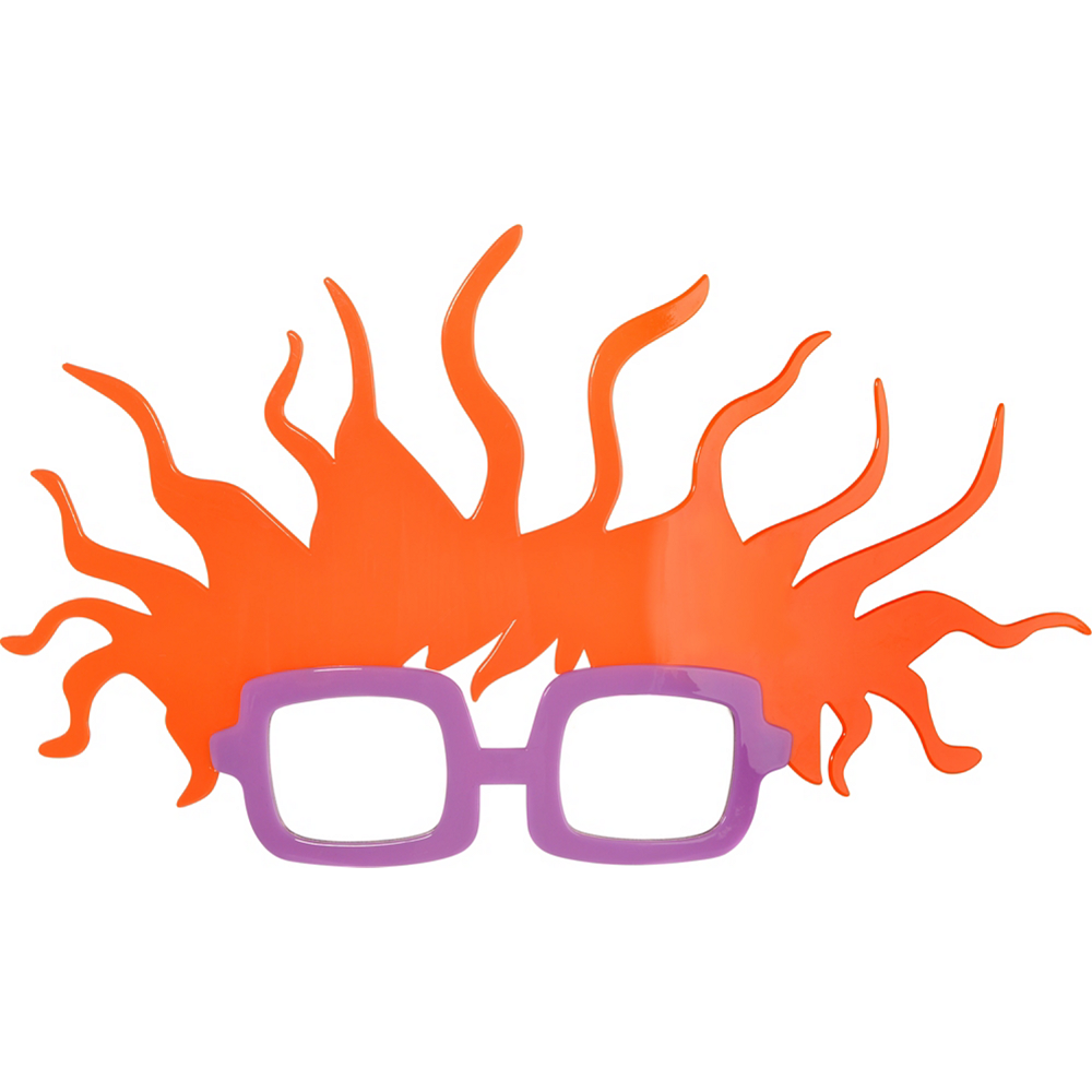 Adult Chuckie Finster Sunglasses - Rugrats Image #1