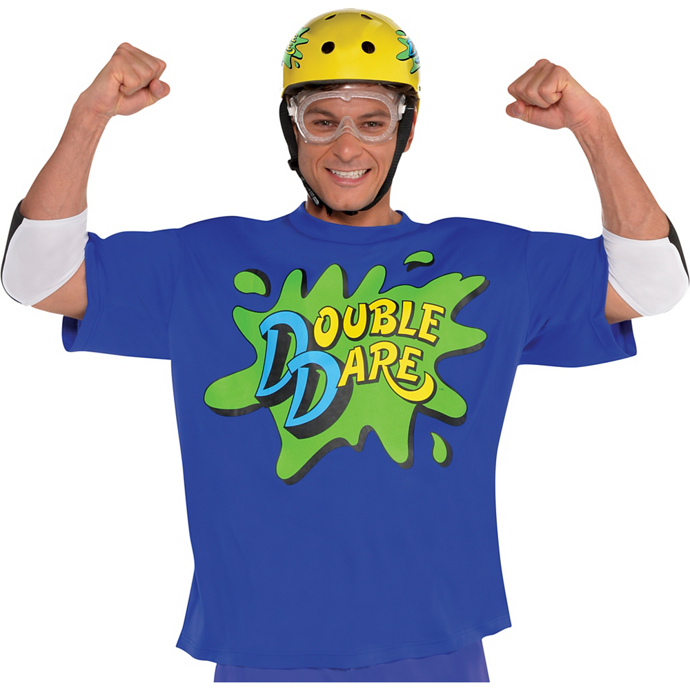Blue Double Dare Costume Accessory Kit - Nickelodeon Image #1