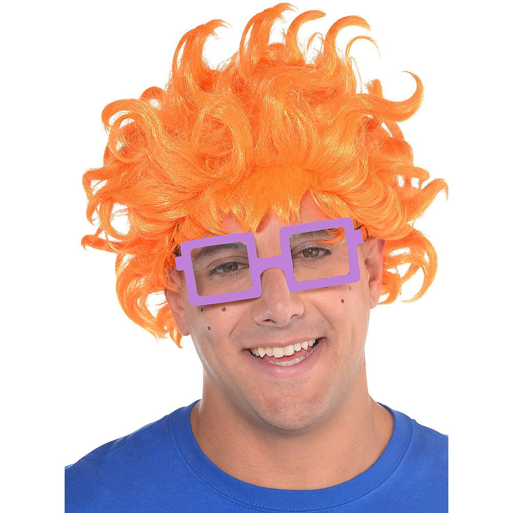 adult chuckie finster costume accessory kit rugrats