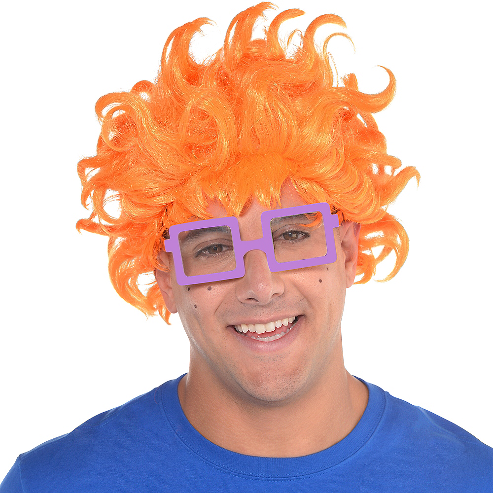 Adult Chuckie Finster Costume Accessory Kit - Rugrats Image #2