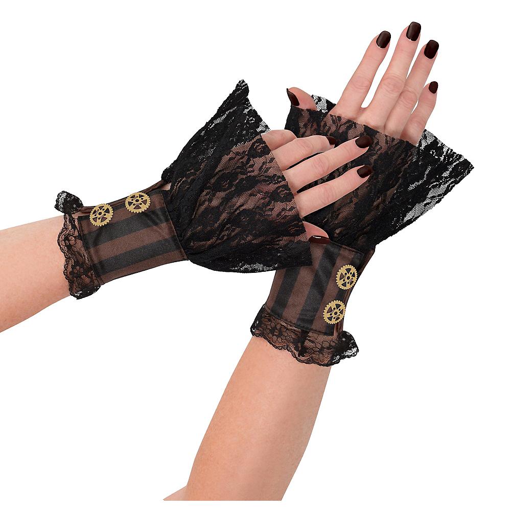 Steampunk Wrist Cuffs Image #1