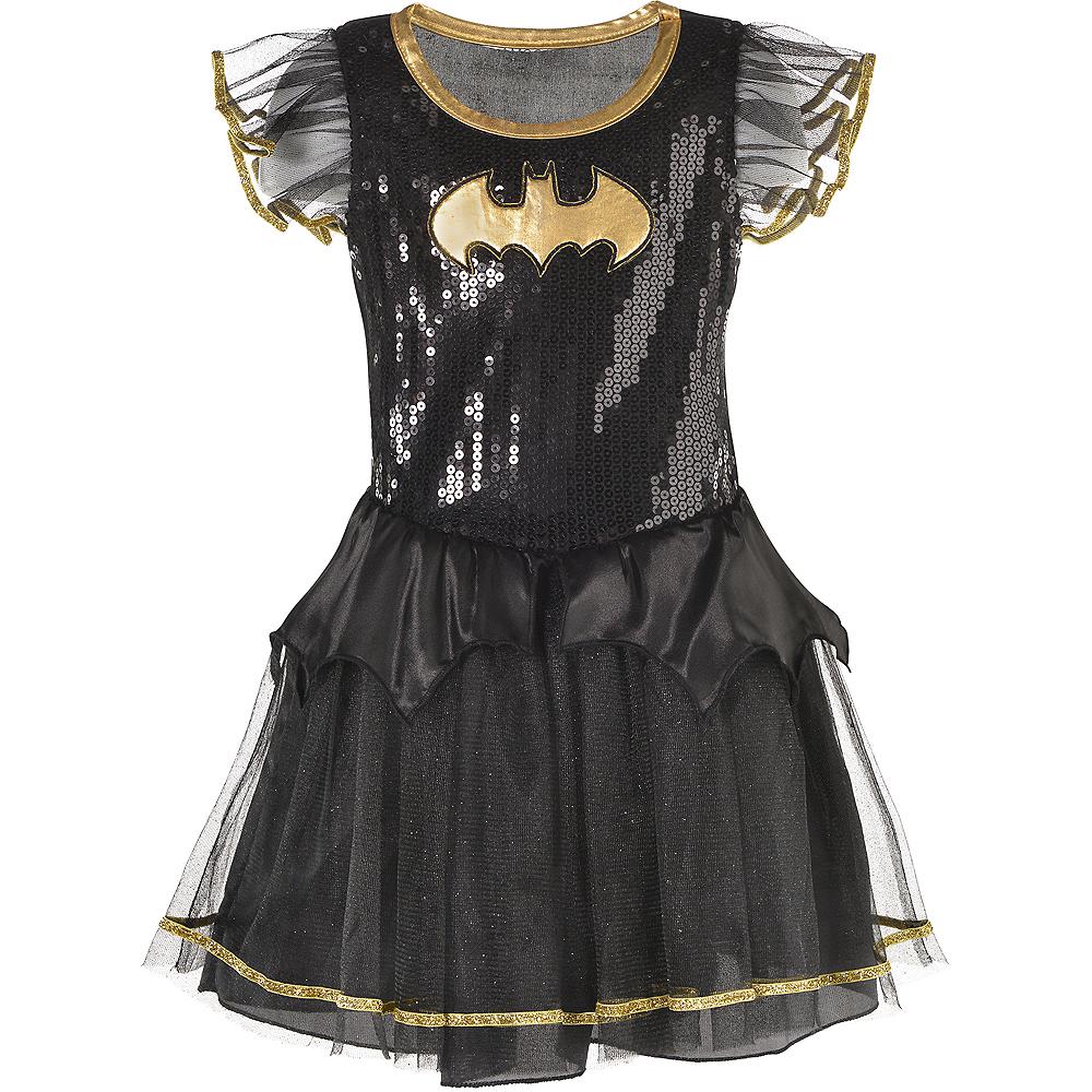 Child Batgirl Tutu Dress - Batman Image #2