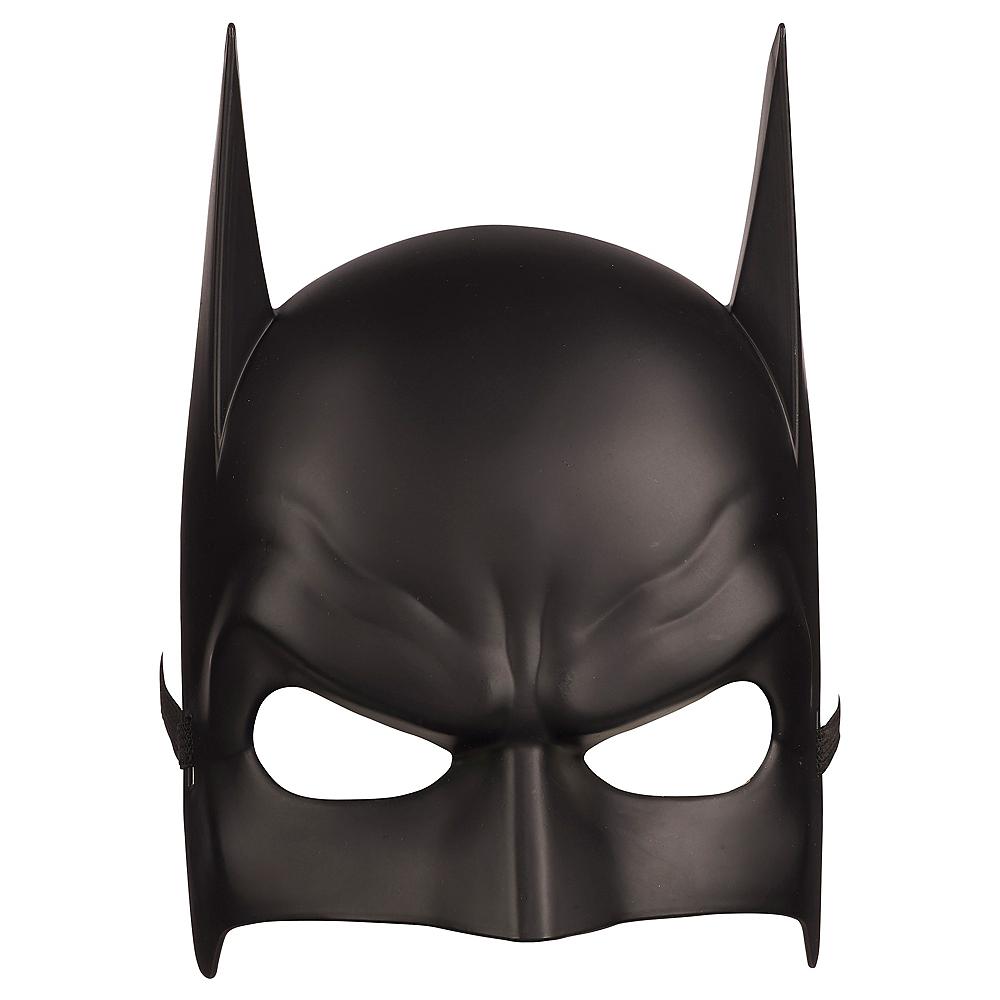 Child Dark Knight Batman Mask Image #1