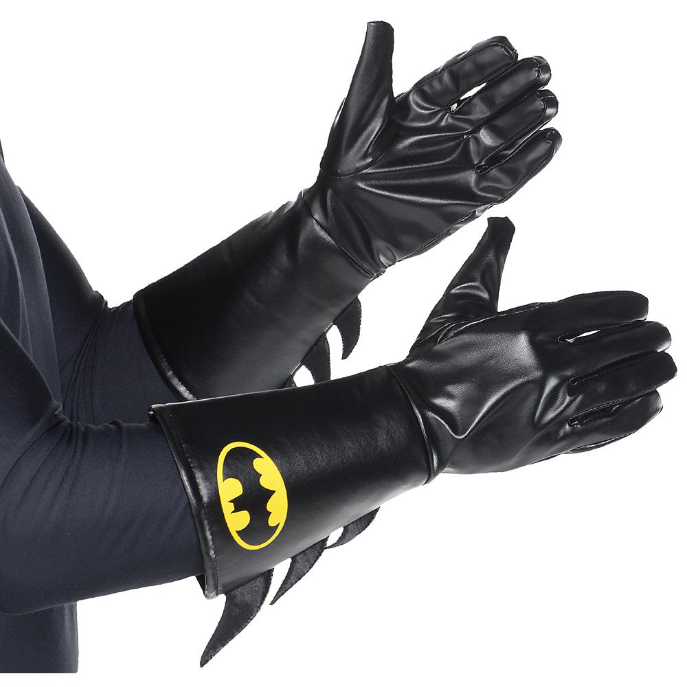 Adult Batman Gauntlets Image #1