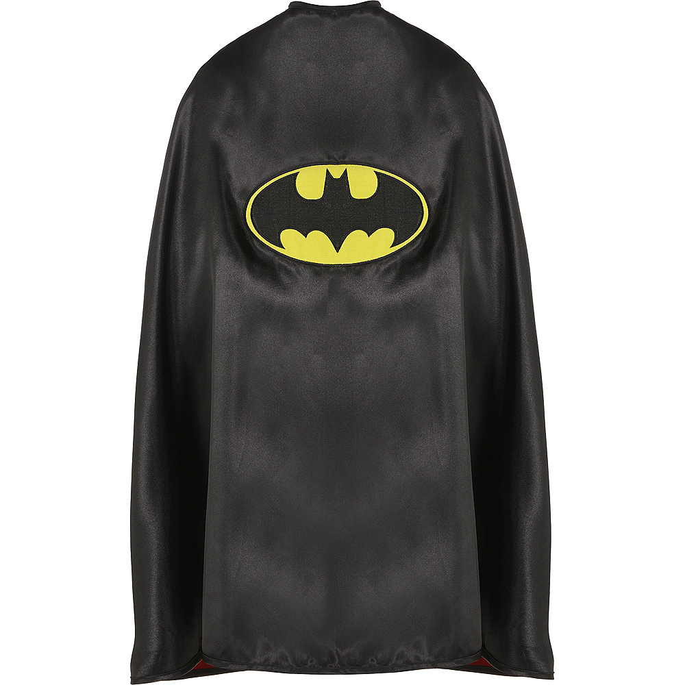 Reversible Batman & Superman Cape Image #2