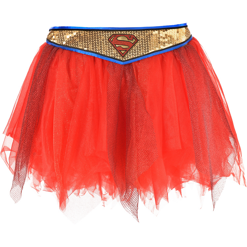 Nav Item for Adult Supergirl Tutu - Superman Image #1